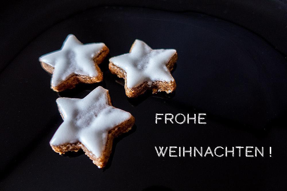 Frohe Weihnachten 2020 wünscht Ihr fröhlicher Mietkoch Christian Pukownik aus Bochum